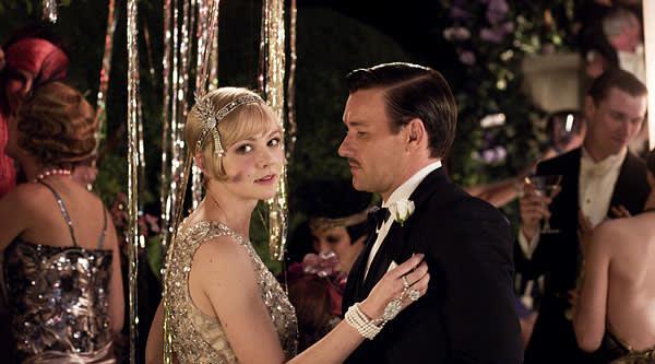 Carey Mulligan in 'The Great Gatsby'