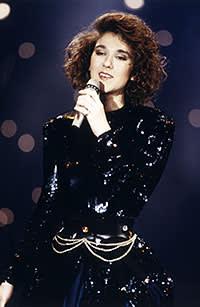 Celine Dion: a rare Eurovision success story