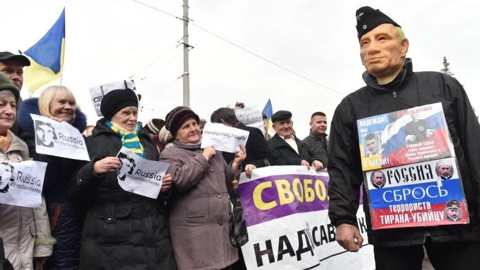 Ukraine's 'Joan of Arc' Nadia Savchenko awaits Russian