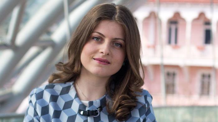 Irina Gaprindashvili