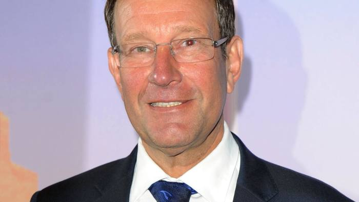 File photo dated 19/09/13 of media mogul Richard Desmond, who is reportedly considering putting Channel 5 up for sale with a price tag of more than £700 million. PRESS ASSOCIATION Photo. Issue date: Thursday January 2, 2014. Mr Desmond, whose Northern & Shell media group also owns the Express and Star newspapers, has asked advisers at Barclays to review options for the broadcaster, including a potential sale early in the new year, according to The Financial Times. See PA story CITY Channel5. Photo credit should read: Anthony Devlin/PA Wire