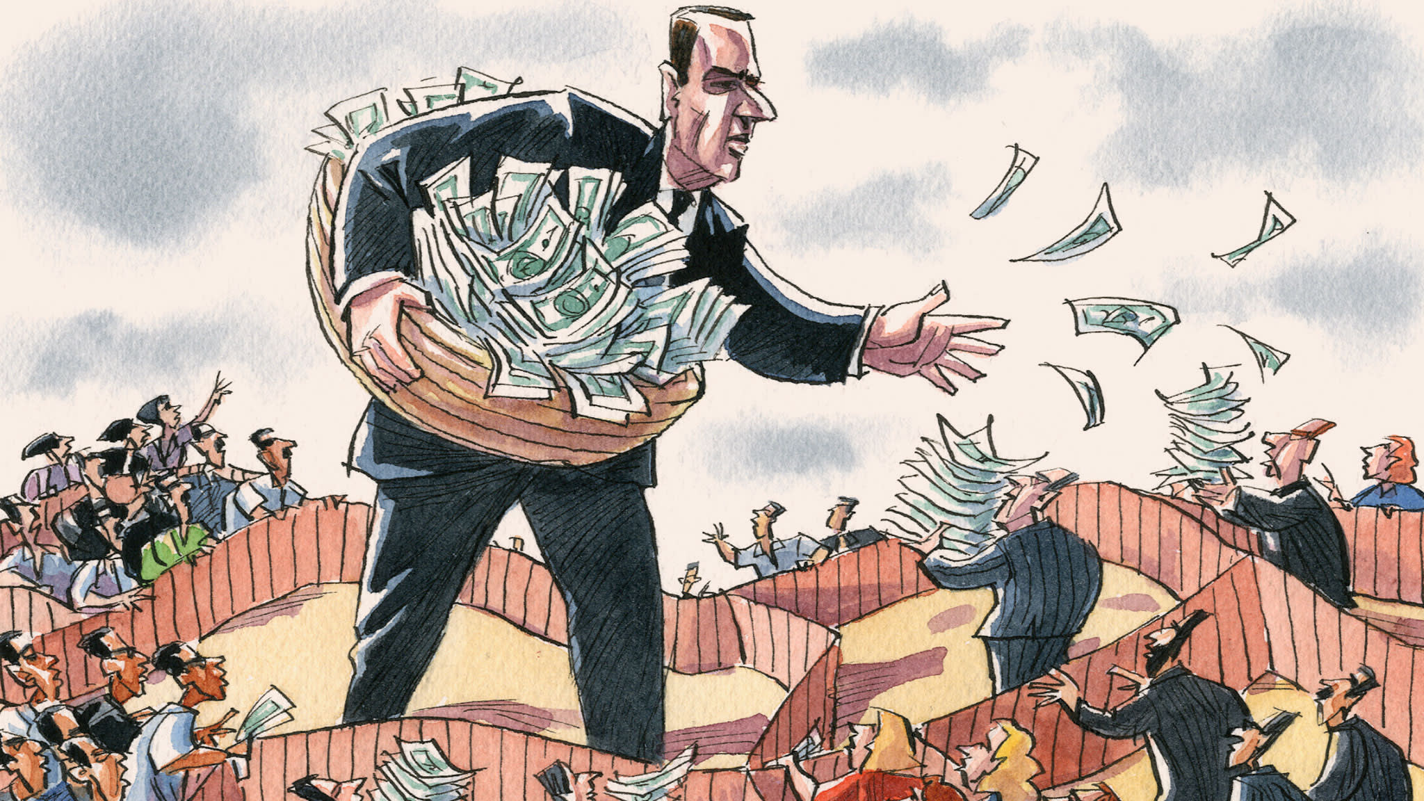 The economic inequality debate avoids asking who is harmed | Financial Times