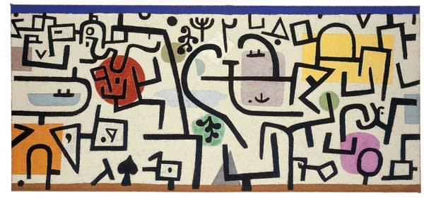 'Rich Harbour' (1938)