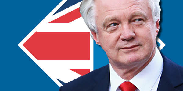 David Davis: as the Brexit minister negotiates with 27 other countries he will have to listen to competing voices within government. But he has previously said the UK
