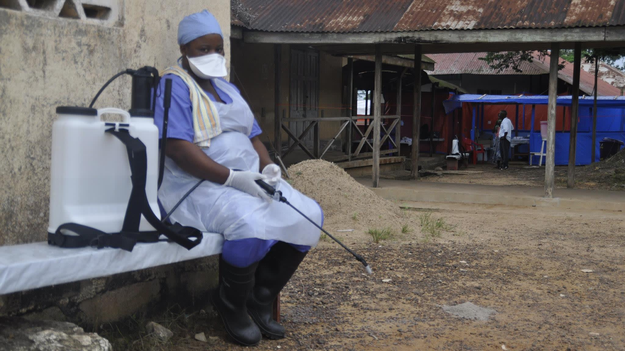 IMF grants $100m debt relief to Ebola countries | Financial Times
