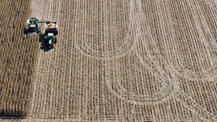 China's reserves a 'striking wild card' for agri-commodities