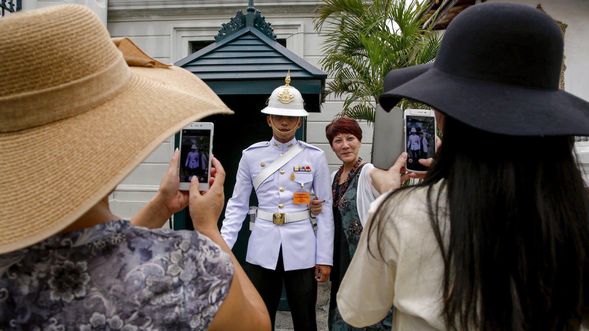 Thailand under strain from tourist surge | Financial Times