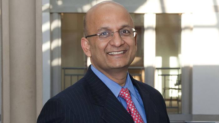 Nitin Nohria, dean of Harvard Business School