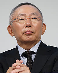 Fast Retailing's Tadashi Yanai
