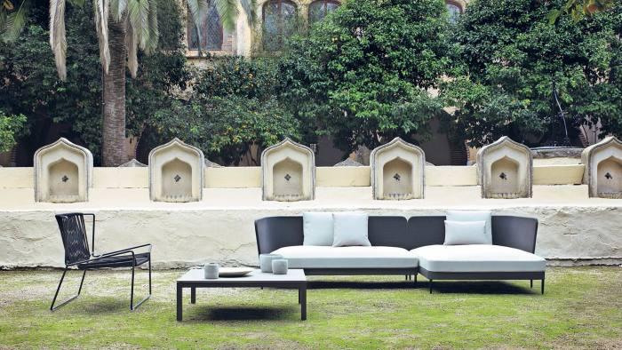 Käbu outdoor sofa
