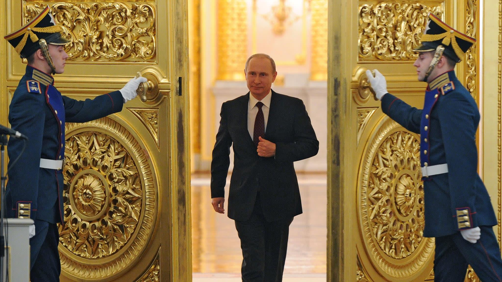 Russia trades will not follow Greek game theory | Financial Times