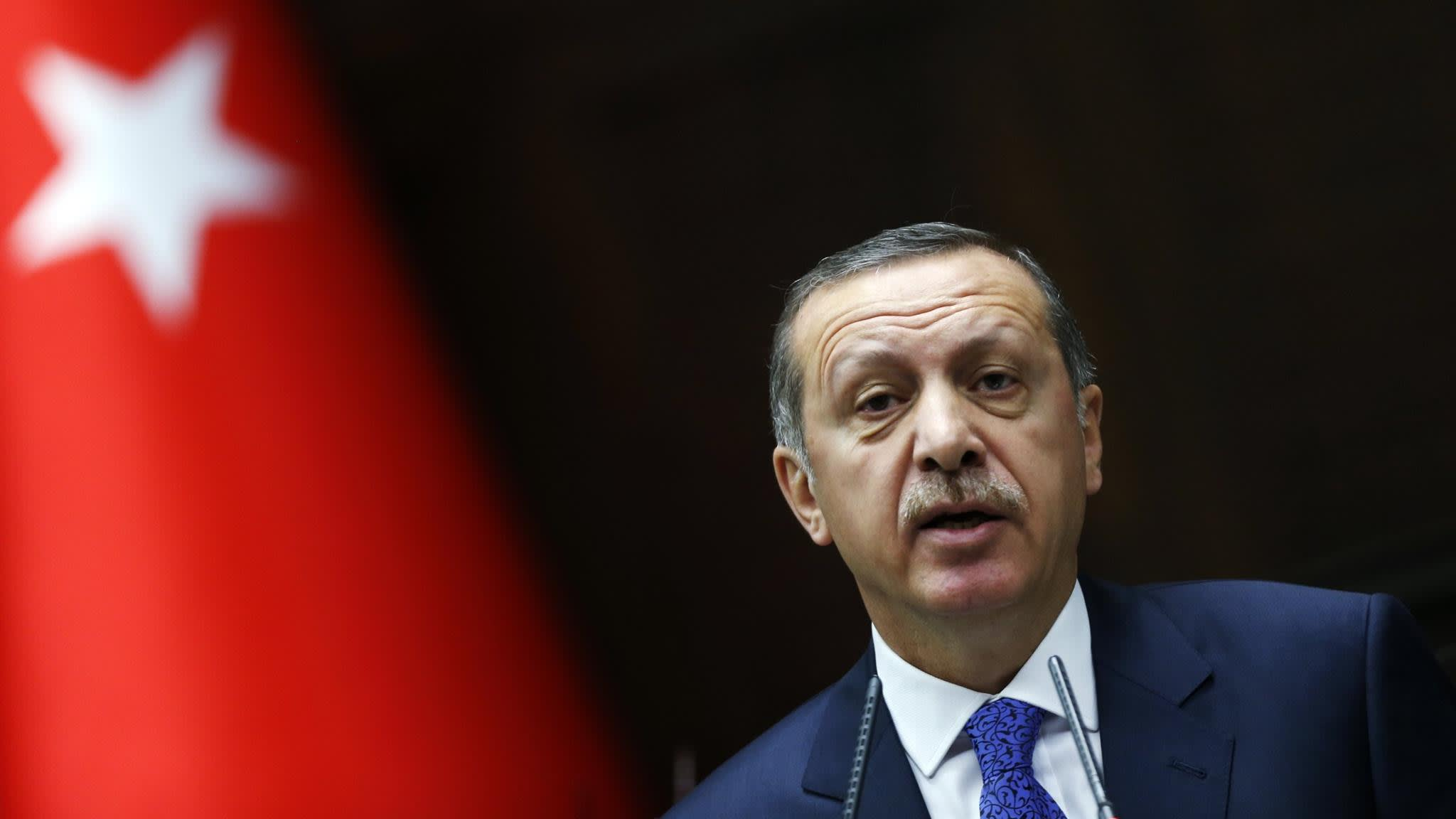 Erdogan weighs Turkish ban against Facebook and YouTube   Financial Times