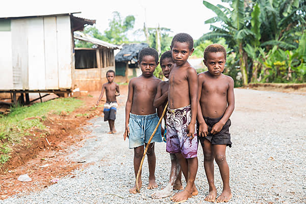 At-risk group: children are more prone to cuts and scratches and thus more vulnerable to infection