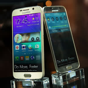 Samsung Galaxy S6 and the S6 Edge