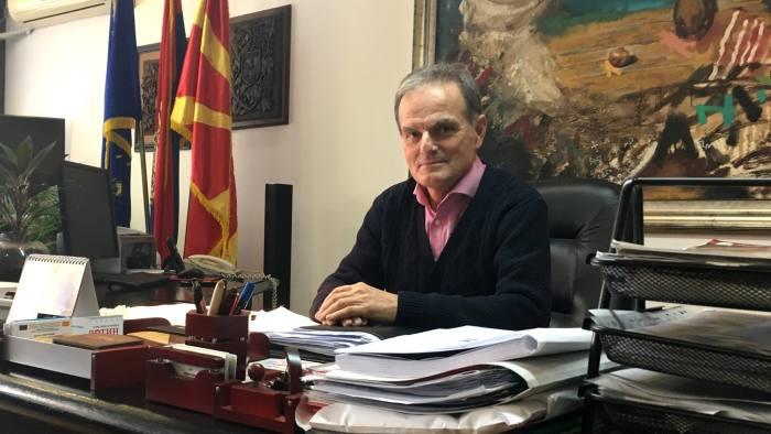 Macedonia - fake news goldrush - Slavcho Chadiev, the mayor of Veles
