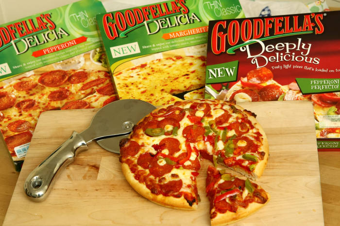 Nomad Expands Deeper Into The Freezer With Goodfellas Pizza