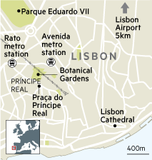 Property investors from abroad offer Lisbon a passport to recovery
