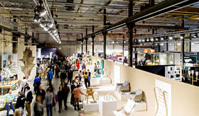 Designers take over a former Philips factory in Eindhoven