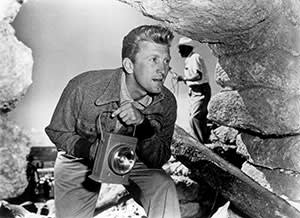 Kirk Douglas in 'Ace in the Hole' (1951)