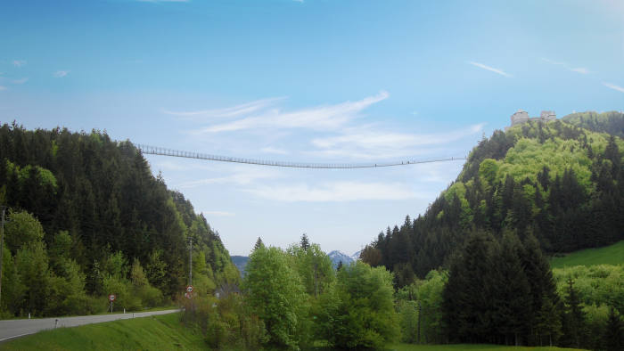 Reutte bridge