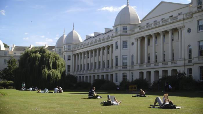 London Business School campus, UK