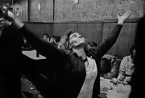 'Marlene, Café Lehmitz, Hamburg, 19671970' by Anders Petersen