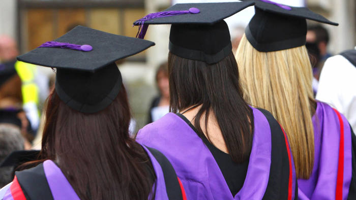 George Osborne's decision to end a cap on student numbers took universities by surprise