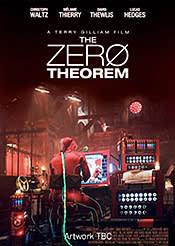 The Zero Theorem - DVD cover