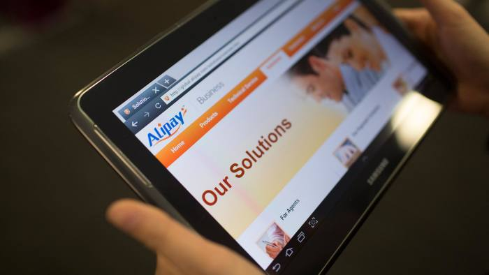 Ant's Alipay challenges China Unionpay's dominance | Financial Times