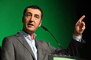 Cem Ozdemir is the best-known politician from an immigrant background