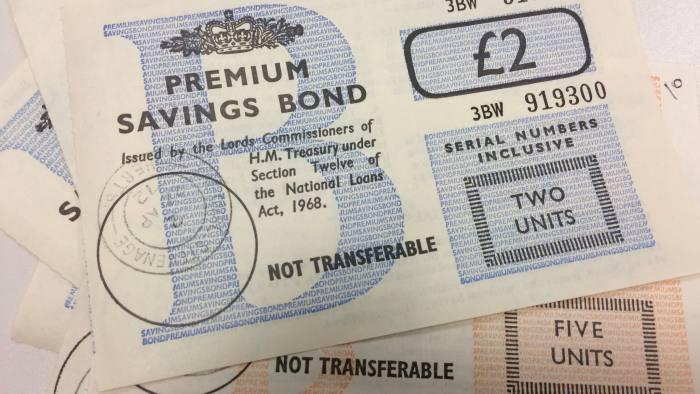 UK Premium Bonds