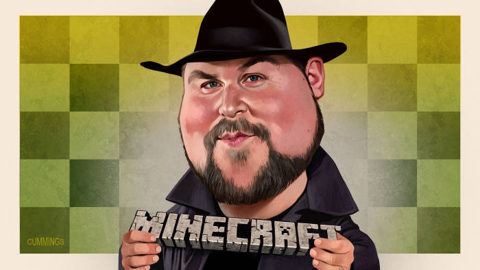 Image result for Markus Persson.