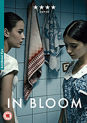 In Bloom - DVD cover