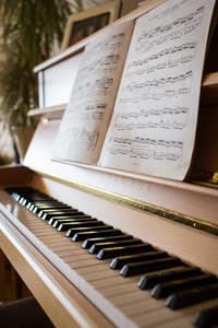 Gianotti'sYamaha upright piano