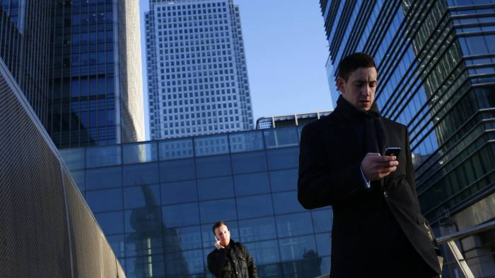 Big banks' work-life balance efforts will pay off | Financial Times