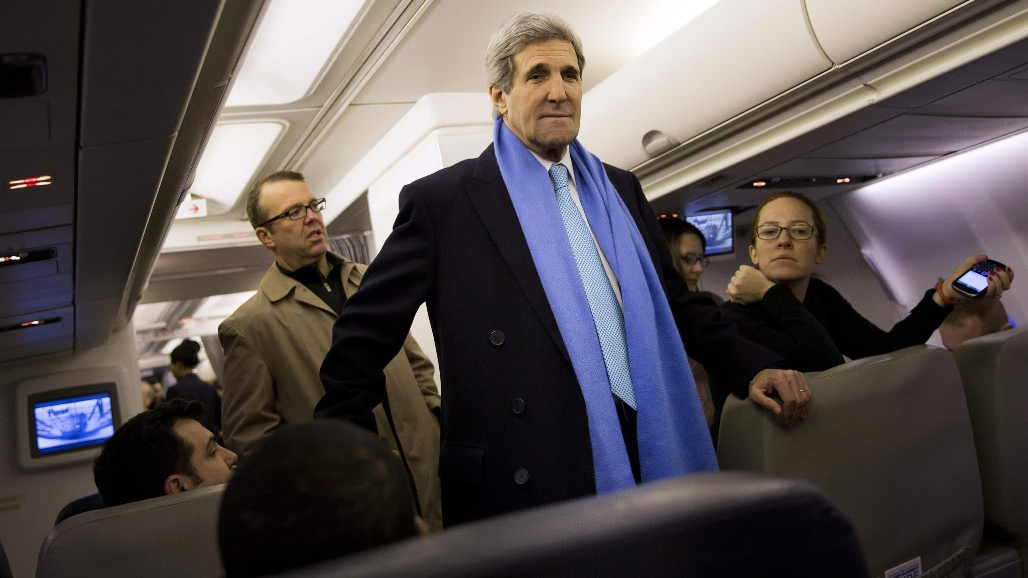 John Kerry warns on catastrophic climate change | Financial Times