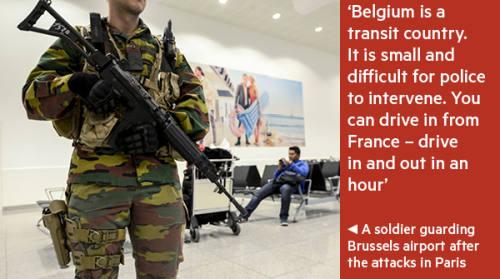 Paris attacks: Belgium's arms bazaar | Financial Times