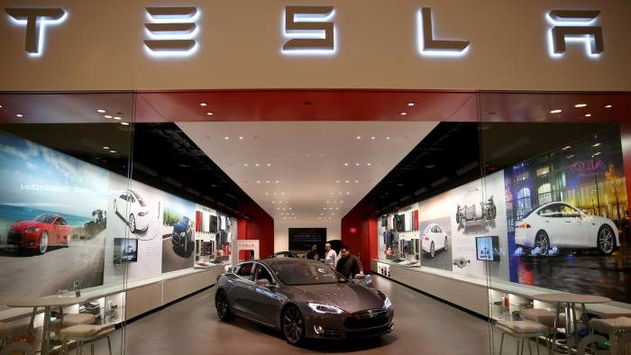 Tesla raises $2bn in convertible bond sale | Financial Times