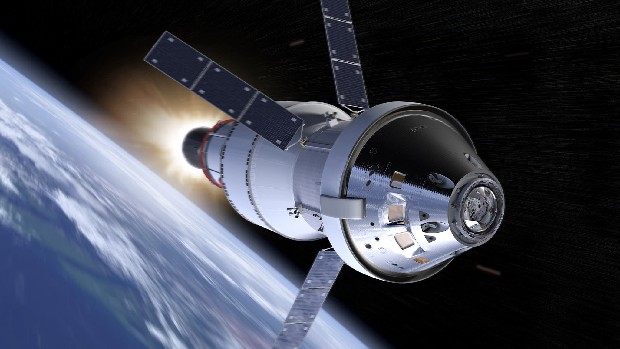 Space's next frontier entices upstarts and mainstays | Financial Times