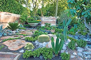 Sarah Eberle's acclaimed 600 Days Garden in 2007
