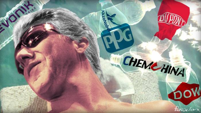 The chemicals industry has lost its future | Financial Times