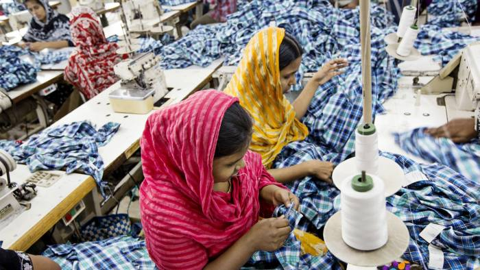 Bangladesh garment-making success prompts fears for wider