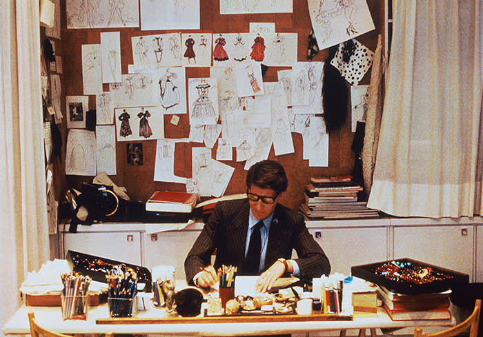e7dd7e5a890 The legacy of Yves Saint Laurent: two new museums celebrate the ...