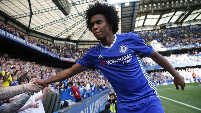 new product 509a9 6332e Nike nets Chelsea FC kit deal worth £600m | Financial Times
