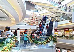 Hong Kong shopping Mall, Festival walk shopping mall, hong kong