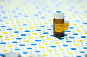 odour bottles