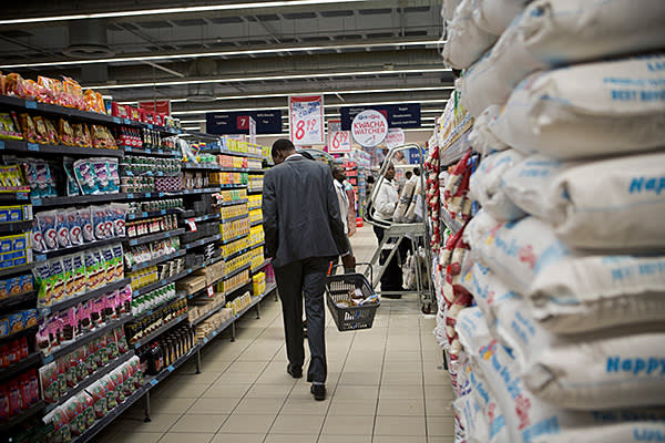Africa's supermarket shopping revolution   Financial Times