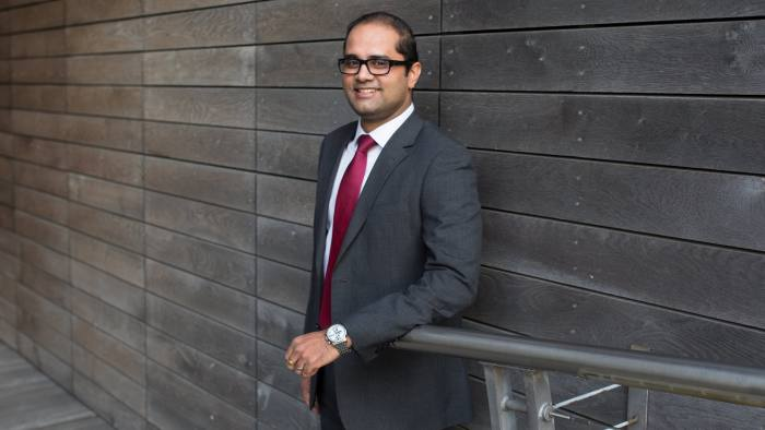 Amit Pandey.London Docklands. Managing career expectations for Biz Ed. 12/10/17
