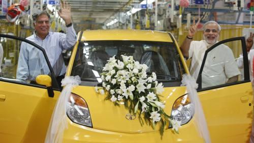 Tata: Boardroom divide in Mumbai | Financial Times