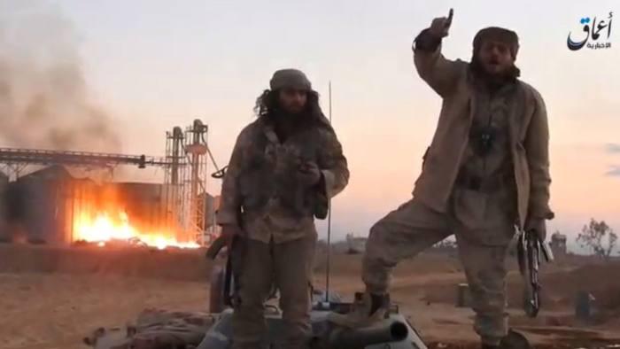 Isis retakes ancient Syrian city of Palmyra | Financial Times